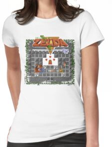 The Zelda of Legend Womens Fitted T-Shirt