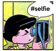 #Selfie by Rachel Flanagan