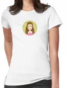 Suzy - Moonrise Kingdom Womens Fitted T-Shirt
