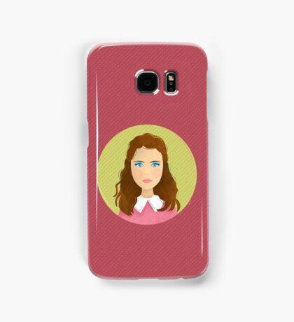 Suzy - Moonrise Kingdom Samsung Galaxy Case/Skin
