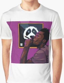 Desiigner Panda Graphic T-Shirt