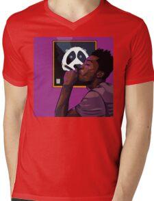 Desiigner Panda Mens V-Neck T-Shirt