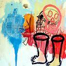 REFLEJO Y MUERTE II (reflex and death) by Alvaro Sánchez
