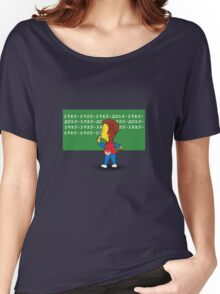 Time detention Women's Relaxed Fit T-Shirt