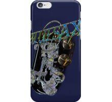 Bluesax  iPhone Case/Skin