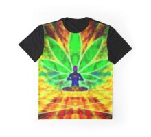 COSMIC SPIRAL 35 Graphic T-Shirt