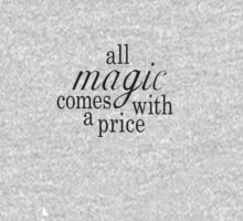 The Price of Magic One Piece - Short Sleeve