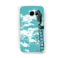 The Optimist Samsung Galaxy Case/Skin