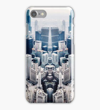 Chicago Doubletake iPhone Case/Skin