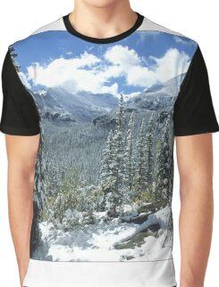 Glacier Gorge Graphic T-Shirt