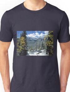 Glacier Gorge Unisex T-Shirt