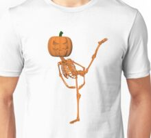 Halloween Ballet: Arabesque Unisex T-Shirt