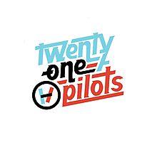 twenty one pilots Photographic Print