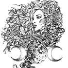 The Goddess - Seasons by LKBurke29