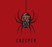 Creeper Spider by KellyJane