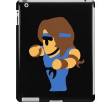 FF Black Belt iPad Case/Skin