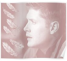 Pink: Dean Winchester Poster