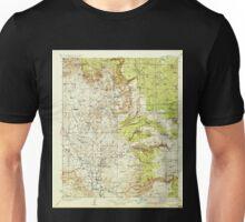 USGS TOPO Map Arizona AZ Camp Verde 315337 1936 125000 Unisex T-Shirt
