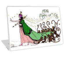 Ozma of Oz Laptop Skin