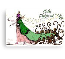 Ozma of Oz Canvas Print