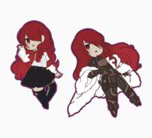 Persona 3 Mitsuru Kirijo by toifshi