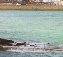 Saint Peter Port,  Guernsey. Sticker