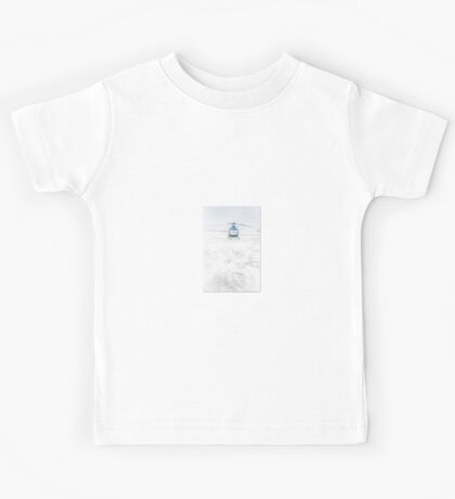 Blue Helicopter  Kids Tee