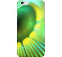 Green Rays iPhone Case/Skin