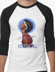 Olivia Newton-John - Let's Get Physical Men's Baseball ¾ T-Shirt