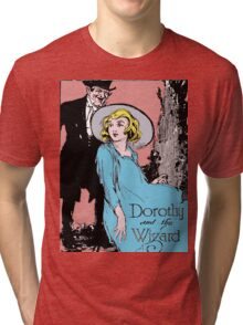 Dorothy and the Wizard of Oz Tri-blend T-Shirt