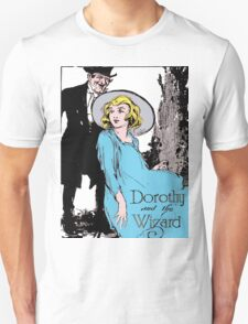 Dorothy and the Wizard of Oz Unisex T-Shirt