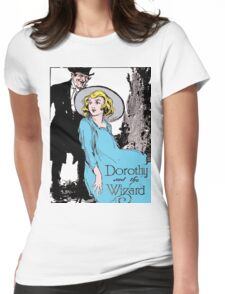 Dorothy and the Wizard of Oz Womens Fitted T-Shirt