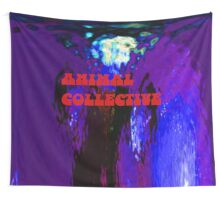 Original Animal Collective #2 Wall Tapestry