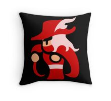 FF Red Mage Throw Pillow