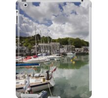 Cornwall - Padstow Harbour iPad Case/Skin