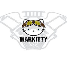 WARKITTY - Jolly Roger Photographic Print
