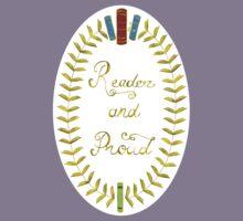 Proud Reader Kids Tee