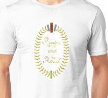 Proud Reader Unisex T-Shirt