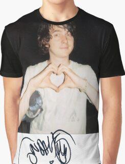Noah Lennox Polaroid Graphic T-Shirt
