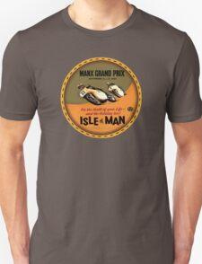 Isle of Man TT Races UK Unisex T-Shirt