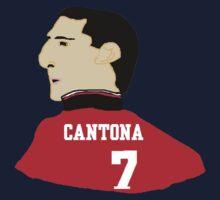 Cantona One Piece - Short Sleeve