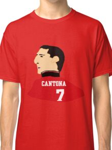 Cantona Classic T-Shirt