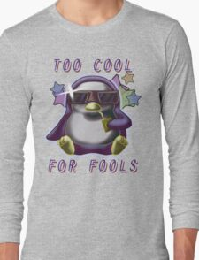 Too Cool for Fools v03 Long Sleeve T-Shirt