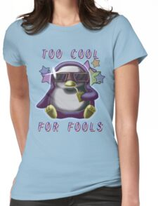 Too Cool for Fools v03 Womens Fitted T-Shirt
