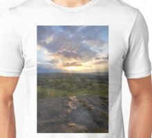 Norland moor sunset Unisex T-Shirt