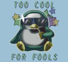 Too Cool for Fools v01 Kids Tee
