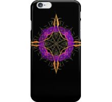 Fractal Compass iPhone Case/Skin