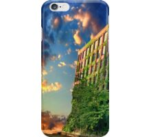 Old factory Chicago iPhone Case/Skin