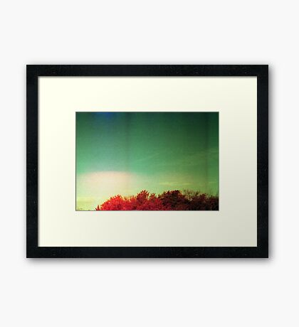 summer memories 3 Framed Print