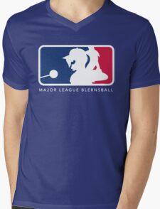 Major League Blernsball Mens V-Neck T-Shirt